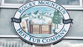 Hot Tub Installations and product images