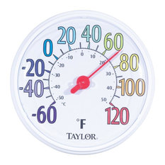 Taylor Precision Color Dial Thermometer