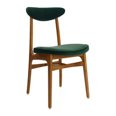 200-190 Dining Chair, Bottle Green
