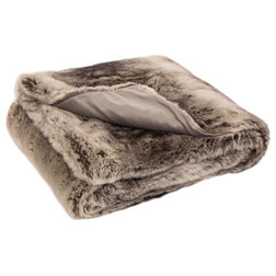 Contemporary Throws by Glitzhome
