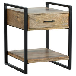 Industrial Side Tables & End Tables by Simpli Home (UK) Ltd