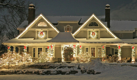 How to Hang Holiday Lights Like a Pro