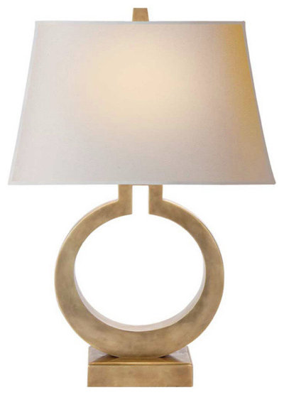 Contemporary Table Lamps by PLANTATION