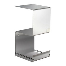 Toilet Roll Holder With Storage