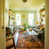 My Houzz: Vintage Collectors' Artfully Curated Walk-Up