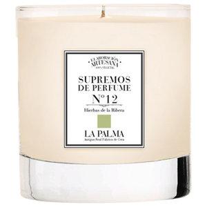 La Ribera Herbs Scented Candle