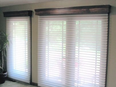 Window Treatment Ideas For French Doors Motorized Window