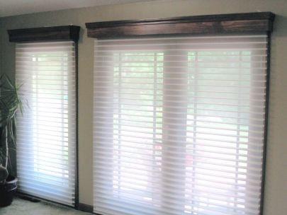 Window Treatment Ideas For French Doors Motorized Window Treatments