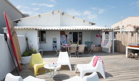 海辺の小屋をDIYでリノベーション! 家族で楽しむ夏の家に