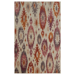 Mediterranean Area Rugs by Mohawk Home