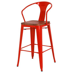 Contemporary Bar Stools And Counter Stools by Apt2B