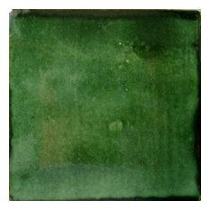 "4""x4"" Mexican Ceramic Handmade Tile #S001"