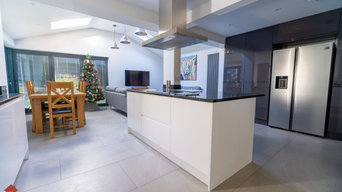 Single Story Rear Extension & Kitchen Remodel