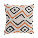 Nairobi Pillow 22x22x5, Polyester Fill