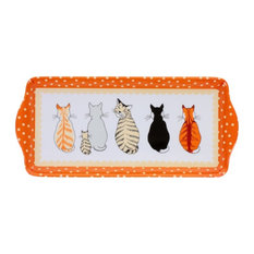 Cats in Waiting Small Tray
