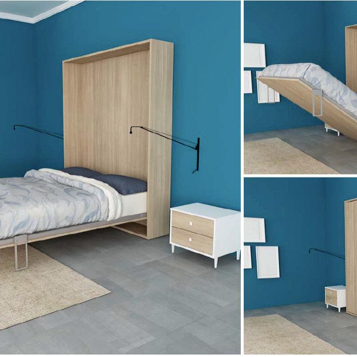 Hamptons Murphy Bed - Wall Bed
