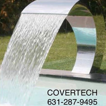 Water Features and Outdoor Showers