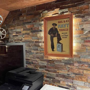 Dutch Colonial Revival 1926 Home Office/Recording Studio