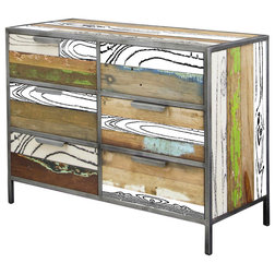 Eclectic Sideboards by BB Designs
