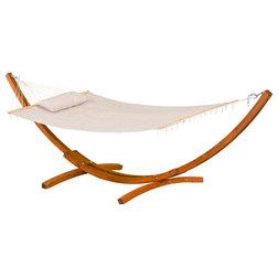 Transitional Hammocks And Swing Chairs by Leisure Season Ltd.