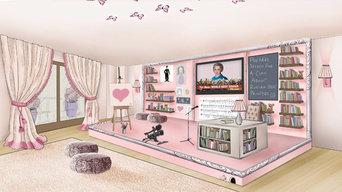 Child`s Bedroom