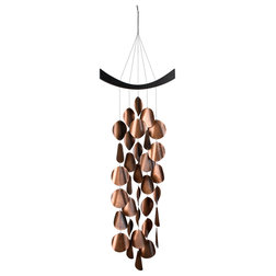 Contemporary Wind Chimes by Woodstock Chimes