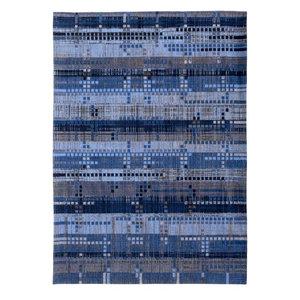 Rockefeller Rug, Blue, 230x330 cm