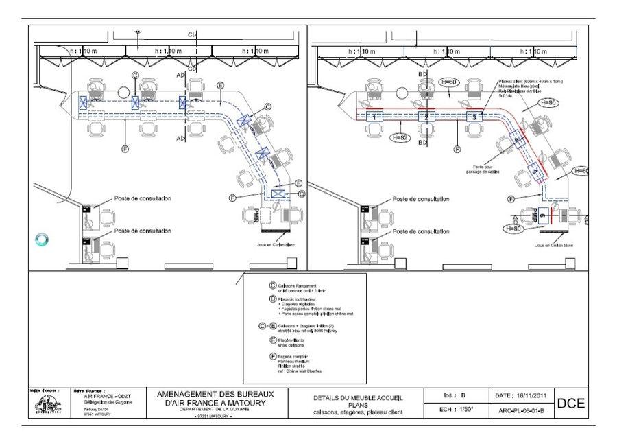 ciec-engineering-agence Air France Matoury - GUYANNE