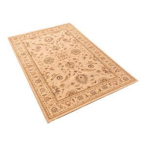 Noble Art 65124-190 Rectangle Traditional Rug 135x200cm