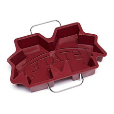 Mississippi State Bulldogs Cake Pan and Stand