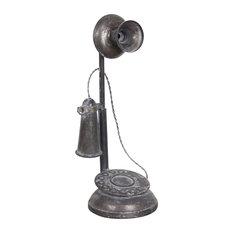 Graham Metal Telephone
