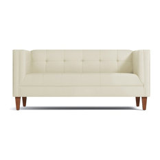 Pacific Apartment-Sized Sofa Buckwheat 60-inchx35-inchx30-inch