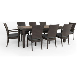 Elegant Tropical Outdoor Dining Sets by RST Brands