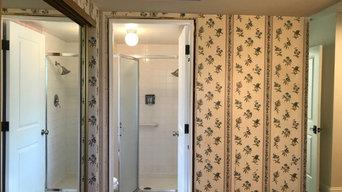 Before photo of Walnut Creek Master Bathroom Remodel