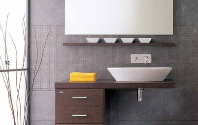 Bathroom Details: Show Off Your Sink Line