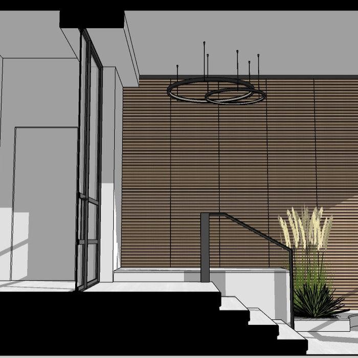 Condominio Monza_Studio di fattibilità per il rinnovo degli spazi comuni