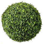 """Creative Displays & Designs, Inc. - 22"""" Boxwood Ball - 22 in boxwood ball that can be placed in any planter of your choice! Ask us about our Outdoor Boxwood Balls"""