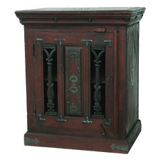 Babylon Nightstand - Brown