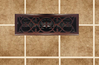 Decorative Wall Registers registers & grilles