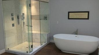 Bathroom remodel in Yonkers