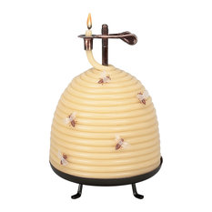 120-Hour Beehive Beeswax Candle