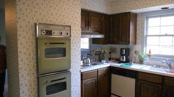 60's Kitchen Remodel