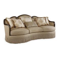A.R.T. Home Furnishings Giovanna Golden Quartz Sofa