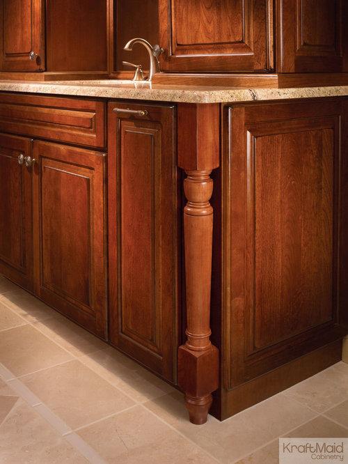 kraftmaid federal leg bathroom vanities and sink consoles