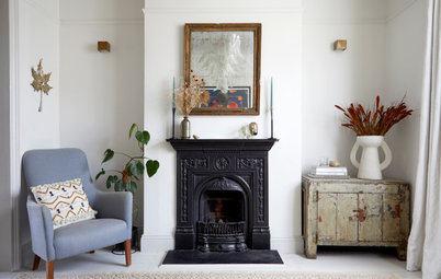 Houzz Tour: An Interior Designer's Elegantly Updated Period Home