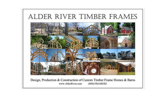 Timber Frame Project Collection