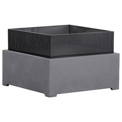 Industrial Fire Pits by Astella