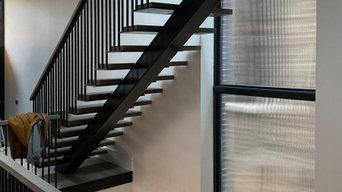 Winchester Residence Custom Staircase