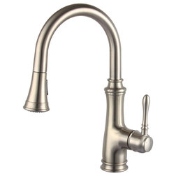 Traditional Kitchen Faucets by Allora USA