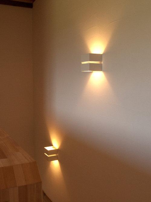 東玉垣の家 三重県鈴鹿市 自然素材の注文住宅 - ウォールライト